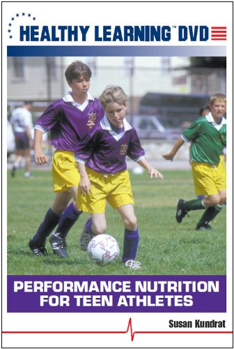 Performance Nutrition For Teen Athletes