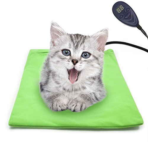 ddsky 1 cover free pet heating mat for animals water proof electric pad chew ebay. Black Bedroom Furniture Sets. Home Design Ideas