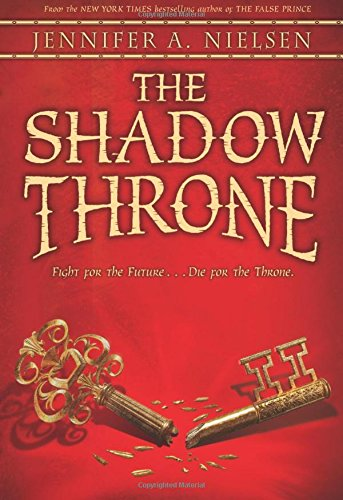 The Shadow Throne: Book 3 of the Ascendance Trilogy