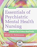 img - for Pkg Essentials of Psychiatric Mental Health Nursing 5th & Psych Notes 3rd book / textbook / text book