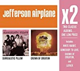 X2 (Surrealistic Pillow/Crown Of Creation) by Jefferson Airplane (2008-05-13)