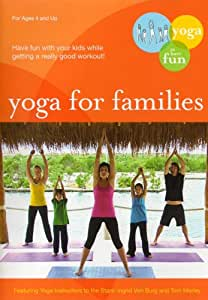 Yoga For Families: Connect With Your Kids [Import]