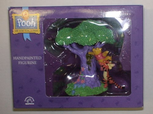 Disney Winnie the Pooh Handpainted Pvc Figure by Applause - 1