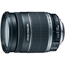 Canon EF-S 18-200mm f/3.5-5.6 IS Standard Zoom Lens for Canon DSLR Cameras