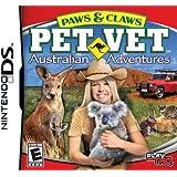 Paws & Claws Pet Vet Australian Adventure - Nintendo DS