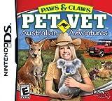 echange, troc Nintendo DS PAWS & CLAWS PET VET AUSTRALIAN ADVENTURE [Import américain]