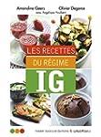 Les recettes du r�gime IG