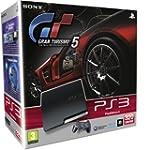 Console PS3 320 Go noire + Gran Turis...
