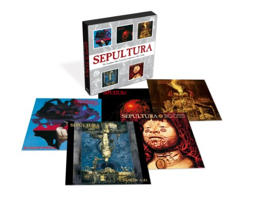 Sepultura - Complete Max Cavalera Collection 1987 - 1996 - Zortam Music