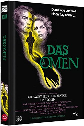 Das Omen [Blu-ray] [Limited Collector's Edition]