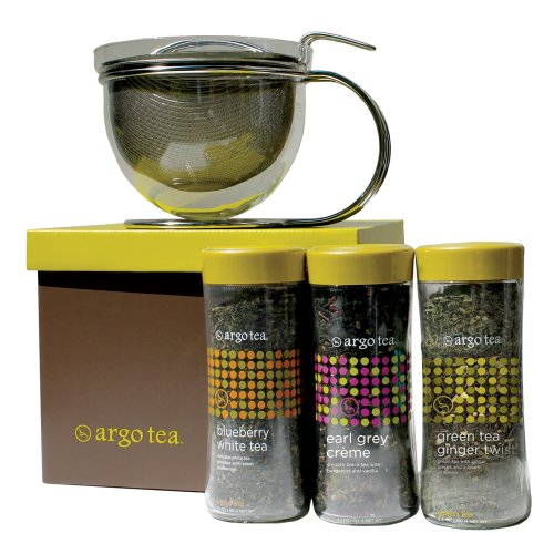 Argo Tea Signature Gift Set