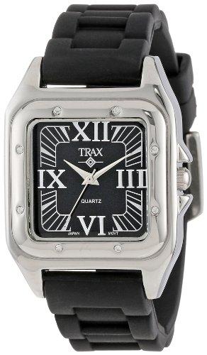 trax-mujer-tr5132-bb-bocetos-cuadrado-negro-de-goma-negro-dial-reloj