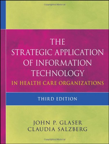 The Strategic Application of Information Technology in...
