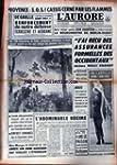 AURORE (L') [No 5273] du 18/08/1961 -...