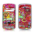 The Wall Design Protective Skin Decal Sticker for LG Thrive P506 Cell Phone