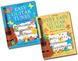 Anthony Marks Usborne Guitar Book Collection - 2 Books RRP £11.98 (Very Easy Guitar Tunes; Easy Guitar Tunes; )