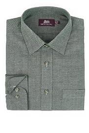 Pure Cotton Twill Poplin Shirt [T11-1829-S]