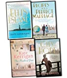 Kate Kerrigan Kate Kerrigan 4 Books Collection Pack Set RRP: £29.96 (Ellis Island, City of Hope, The Miracle of Grace, Recipes For A Perfect Marriage)