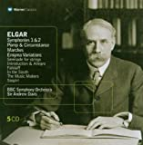 Elgar : Orchestral Works Andrew Davis & Bbc Symphony Orchestra