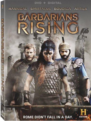 DVD : Barbarians Rising (2 Discos)