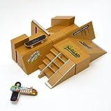 Apollo Fingerboard Rampen Set San Diego inkl. 3...