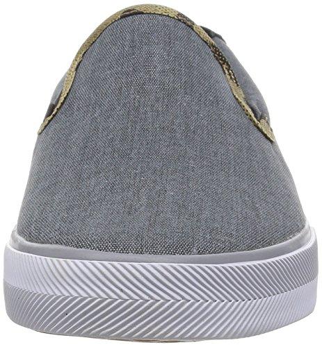 C1RCA Men's Corpus Skate Shoe, Bohnam Charcoal/Camo, 12 M US