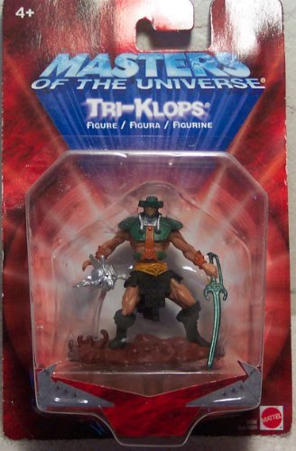 "Masters of The Universe Tri-Klops 2.75"" Action Figure by Mattel"
