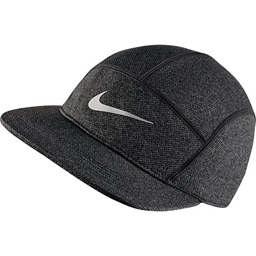 Nike-AW84-Dri-FIT-Knit-Adjustable-Hat-Black-Heather