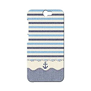 BLUEDIO Designer Printed Back case cover for HTC One A9 - G3388