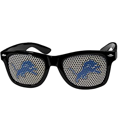 NFL Detroit Lions Game Day Shades Sunglasses