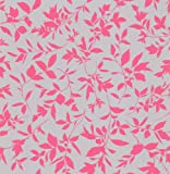 Midsummer Wallpaper Colour: Hot Pink