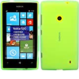 Katinkas Soft Gel Cover for Nokia Lumia 520 - Green