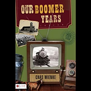 Our Boomer Years Audiobook