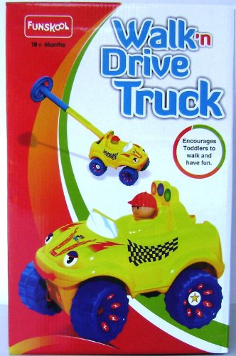 Funskool Walk And Drive Truck