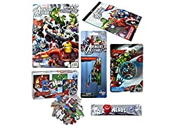 Marvel Avengers Deluxe Gift Set (17pieces)