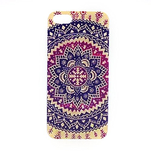 Amjimshop Vovotrade(Tm)Million Spent Pattern Ethnic Tribal Hard Case Cover For Iphone5 5S