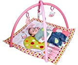 Red Kite Hello Ernest Playgym in Pink