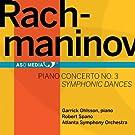 Rachmaninov: Piano Concerto No.3 (ASO Media: ASO1003)