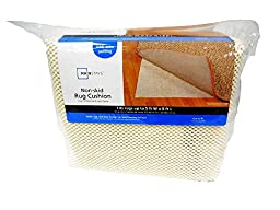 Non Skid Rug Cushion, Eco-Stay Non-Slip Rug Pad, 5\' x 8\'