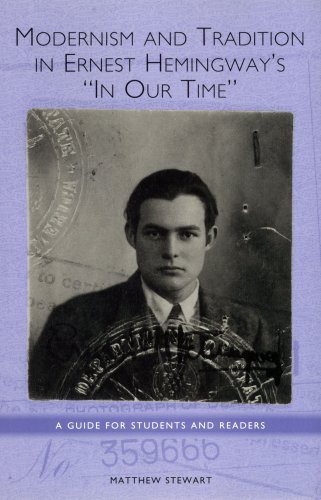 in our time by ernest hemingway essay [name] [professor] [subject] [date] a man's timeline: in our time ernest hemingway (1899 – 1961) is a world renowned writer who received a nobel prize for liter.