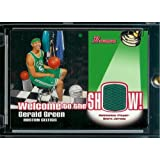 2005-06 Bowman Draft Picks & Prospects Welcome to the Show Gerald Green Jersey... by Bowman