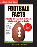 A Little Giant Book: Football Facts (Little Giant Books)
