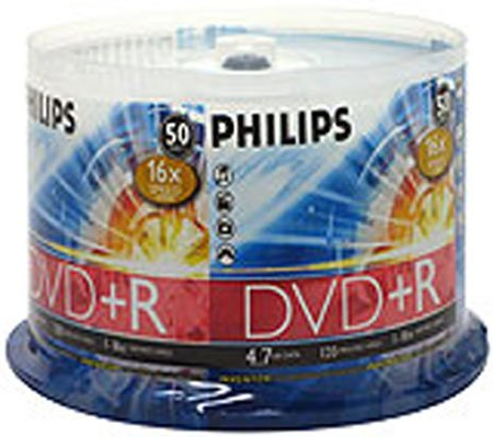 DVD R 50 Pack Spindle