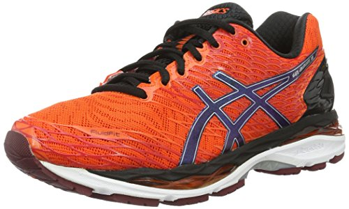 asics-gel-nimbus-18-men-training-running-shoes-orange-flame-orange-black-silver-85-uk-43-1-2-eu