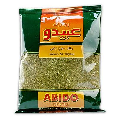Abido Jordanischer grüner Saatar 500 g von Abido auf Gewürze Shop
