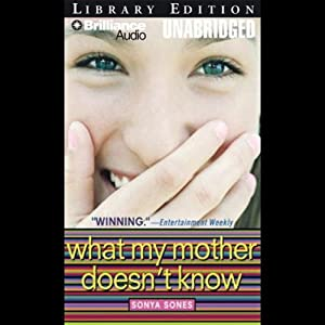 What My Mother Doesn't Know Audiobook