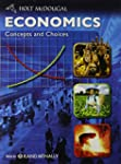 Economics: Concepts and Choices: Stud...