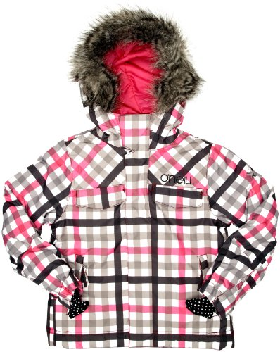 O'Neill Prepplaid Acket Girls Jacket