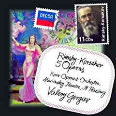 "Rimsky-Korsakov: The Tsar's Bride - original version Tsarskaya Nevesta by Lev Mey - Act 2 - Scene 3 ""Akh, chto so mnoy"""