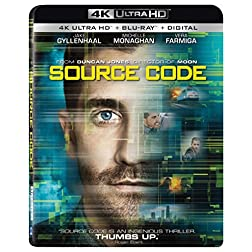 Source Code [4K Ultra HD + Blu-ray]